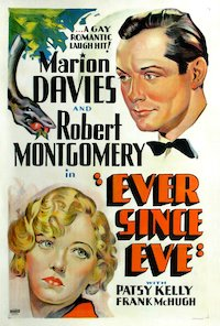 Ever Since Eve poster