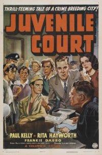 Juvenile Court poster