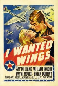 I Wanted Wings poster