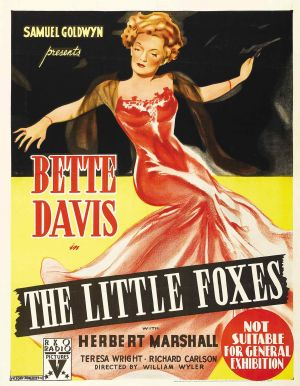 The Little Foxes 1941x2500