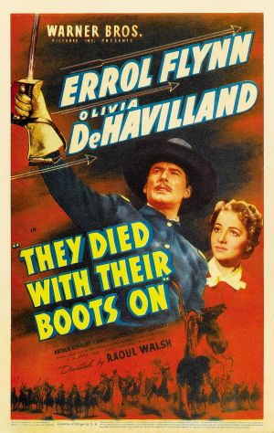 They Died with Their Boots On 1393x2200