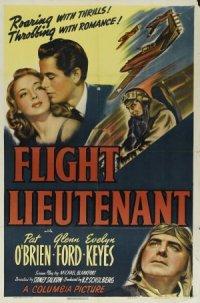 Flight Lieutenant poster