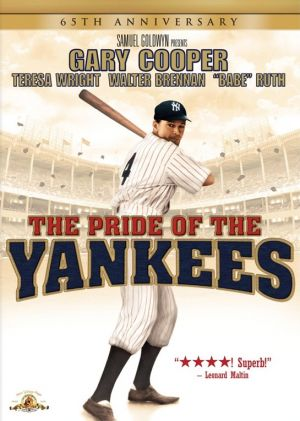 The Pride of the Yankees 545x765