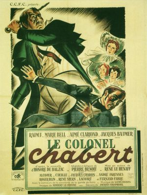 Colonel Chabert, Le Poster