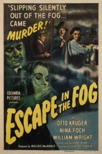Escape in the Fog poster