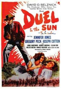 Duello al sole poster