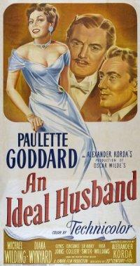 An Ideal Husband poster