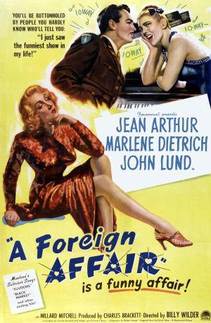 A Foreign Affair 2396x3666