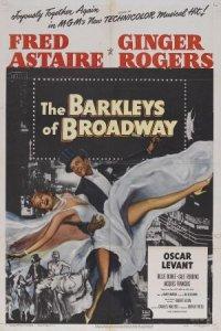 The Barkleys of Broadway poster