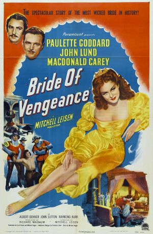 Bride of Vengeance Poster