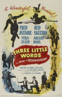 Three Little Words poster