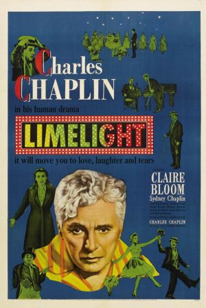Limelight Theatrical poster