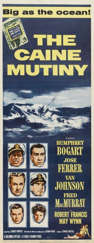The Caine Mutiny 1123x2902