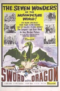 The Sword and the Dragon poster