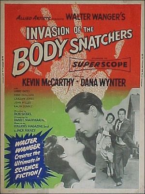 Invasion of the Body Snatchers 427x569