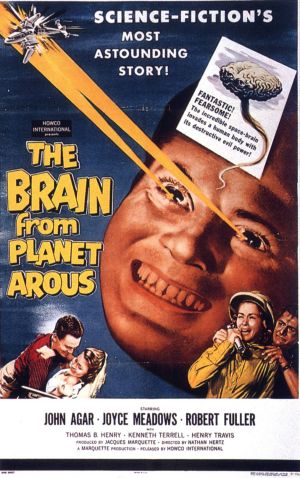 The Brain from Planet Arous 1386x2208