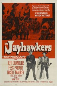 The Jayhawkers! poster