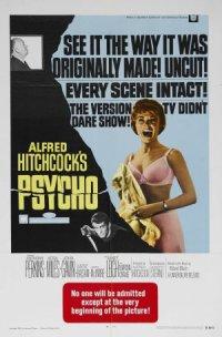 Psychoza poster