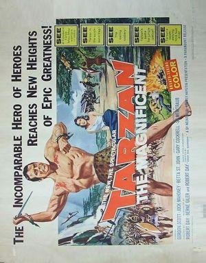 Tarzan the Magnificent 800x1025