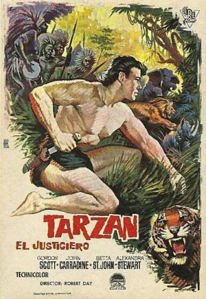 Tarzan the Magnificent 700x1018
