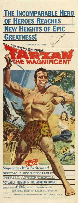 Tarzan the Magnificent 1244x3206