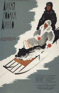 Dikaya sobaka Dingo poster