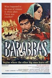 Barabbas poster