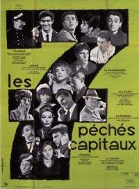 Seven Capital Sins poster