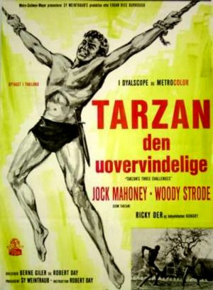 Tarzan's Three Challenges 500x679