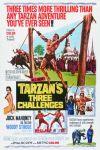 Tarzan's Three Challenges poster