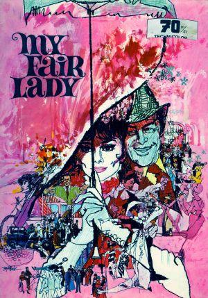 My Fair Lady 1750x2500