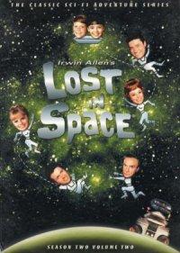 Perdidos en el espacio poster