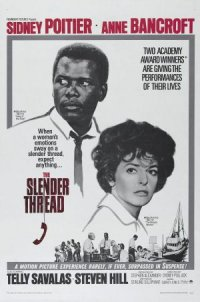 The Slender Thread poster