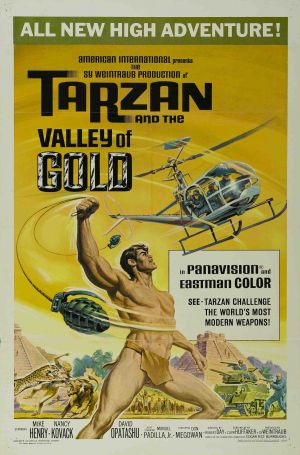 Tarzan and the Valley of Gold 1955x2968