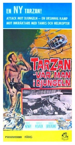 Tarzan and the Valley of Gold 433x828