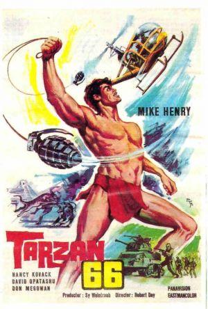 Tarzan und das Tal des Goldes 800x1184