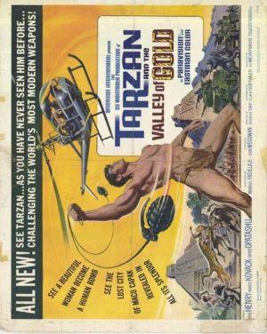 Tarzan und das Tal des Goldes 600x752