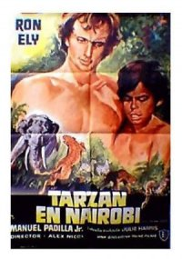 Tarzan and the Perils of Charity Jones poster