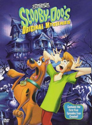 Scooby Doo, Where Are You! 1616x2193