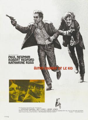 Butch Cassidy and the Sundance Kid 2185x3000