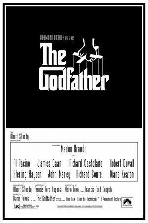 The Godfather 1333x2000