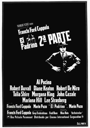 The Godfather: Part II 1410x2000