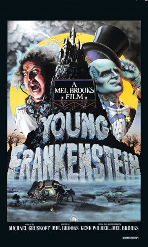 Young Frankenstein 1797x3000