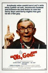 Oh, God! poster