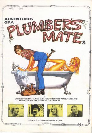 Adventures of a Plumber's Mate Poster