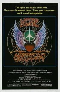 More American Graffiti poster