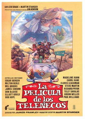Muppet-elokuva 1800x2500