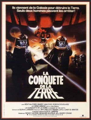 Conquest of the Earth Poster