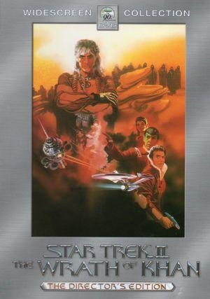 Star Trek II: The Wrath of Khan 1494x2128