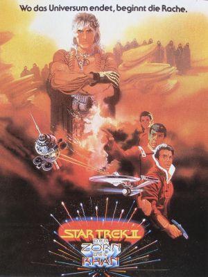 Star Trek II: The Wrath of Khan 1950x2591